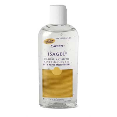 Gel antiseptique Isagel® 115 ml