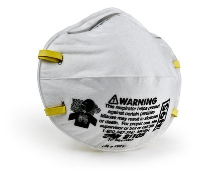 - 8110s Medi-secur Masks Respirator 3m N95 Respiratory Protection